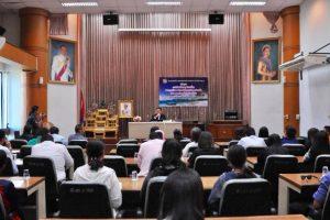 โครงการพัฒนาบุคลากรของเทศบาล 19 ม.ค. 61
