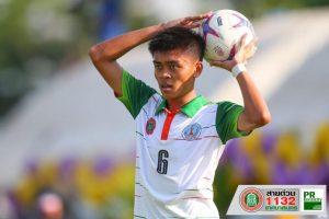 14 มิ.ย.62 นายชนะสิบทิศ เอื้อเฟื้อ นักเรียนชั้นม.6 กีฬาฟุตบอล โรงเรียนกีฬาเทศบาลนครราชสีมา ติดทีมชาติไทย รุ่นอายุไม่เกิน 19 ปี