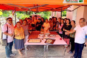 วันที่23 มิถุนายน 2562 นางสมพิศโล่ห์สุวรรณ ผู้อำนวยการกองสวัสดิการสังคม เป็นประธานในการเปิดการจัดอบรมการฝึกอาชีพ