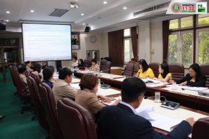 19ส.ค.62 ประชุมการซักซ้อมเตรียมรับการประเมินรางวัลพระปกเกล้า ประจำปี 2562 ณ ห้องประชุมเทศบาลนครนครราชสีมา ชั้น 2