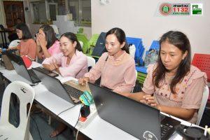"""11ต.ค.62 โรงเรียนเทศบาล ๓ (ยมราชสามัคคี) จัดอบรมเชิงปฏิบัติการ """"การใช้โปรแกรมการบริหารการจัดการศึกษาอิเล็กทรอนิกส์ SBMLD Innovation"""" ณ ห้องประชุมสารสนเทศ แก่คณะครูและบุคลากรภายในสถานศึกษา"""