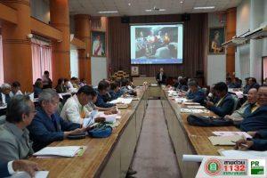 27 พ.ย.62 ประชุมผู้นำชุมชน