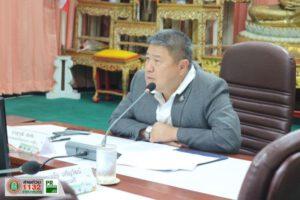 20 ธ.ค.62 ประชุมคณะผู้บริหารและหัวหน้าส่วนราชการ