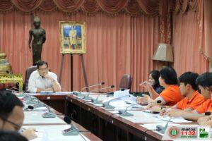 19 ธ.ค.62 ประชุมเตรียมการจัดทำแผนพัฒนาเทศบาลนครนครราชสีมา