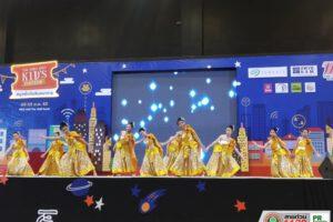 15 ม.ค.63 ร่วมการแสดงในงาน Kid's Fantasia Digital City