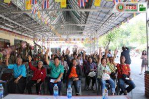 22 ม.ค.63 ประชุมประชาคมชุมชนนคร(ประชาคมย่อยเขต1)
