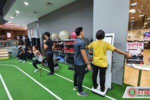 19 ก.พ.63 การอบรมเชิงปฏิบัติการ การออกกำลังกายต่อเนื่องเพื่อสุขภาพ