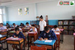 19 ก.พ.63 คัดเลือกนักเรียนเพื่อเข้าศึกษาต่อในปีการศึกษา 2563