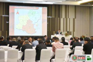 20 ก.พ.63 ประชุมคณะกรรมการสันนิบาตเทศบาลจังหวัดนครราชสีมา