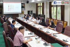 9 มิ.ย.63 ประเมินแผนพัฒนาเทศบาล