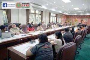 27 ส.ค.63 ประชุมคณะทำงานดูแลระบบสารสนเทศ