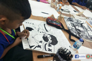 21 ต.ค.63 Art Workshop