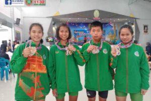 26 พ.ย.63 ผลการแข่งขันประเภทกีฬายกน้ำหนัก