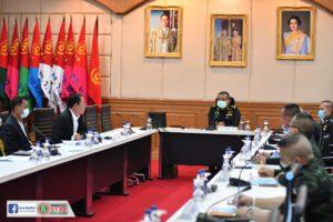 28 ธ.ค.63 ประชุมการบริหารระบบประปาค่ายสุรนารี