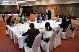 14 ม.ค.64 ประชุมการดำเนินงานกองทุนหลักประกันสุขภาพในระดับท้องถิ่น