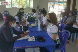 23 ก.พ.64 ตรวจสุขภาพของประชาชน
