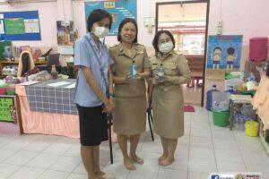 23 มี.ค.64 สอบสวนโรคมือ เท้า ปาก
