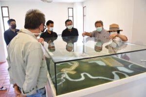 14 มิ.ย.64 ตรวจเยี่ยมโรงกรองน้ำบ้านใหม่หนองบอน