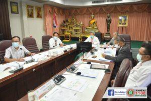 8 มิ.ย.64 รายงานผลการดำเนินงานเพื่อรับมอบนโนยบายสำนักการสาธารณสุขและสิ่งแวดล้อม
