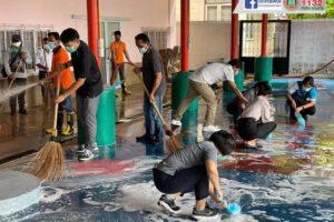 14 มิ.ย.64 บิ๊กคลีนนิ่งเดย์ (Big Cleaning Day)