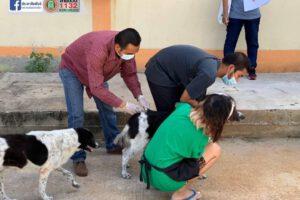 24 มิ.ย.64 รณรงค์ฉีดวัคซีนป้องกันโรคพิษสุนัขบ้า