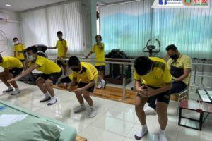 23 ก.ค.64 งานฟื้นฟูสภาพและส่งเสริมแพทย์แผนไทย