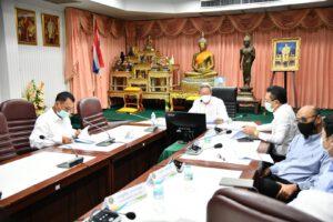 24 ส.ค.64 คณะกรรมการพัฒนาเทศบาล