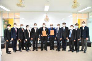 28 ก.ย.64 MOU โรงเรียนเทศบาลกับมหาวิทยาลัยเทคโนโลยีราชมงคลอีสาน