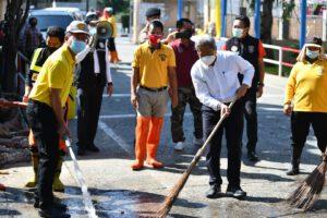 25 ต.ค.64 Big Cleaning Day หลังสถานการณ์น้ำท่วม